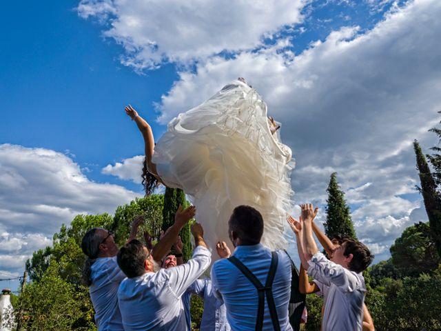 La boda de Diego y Mireia en Ordis, Girona 39