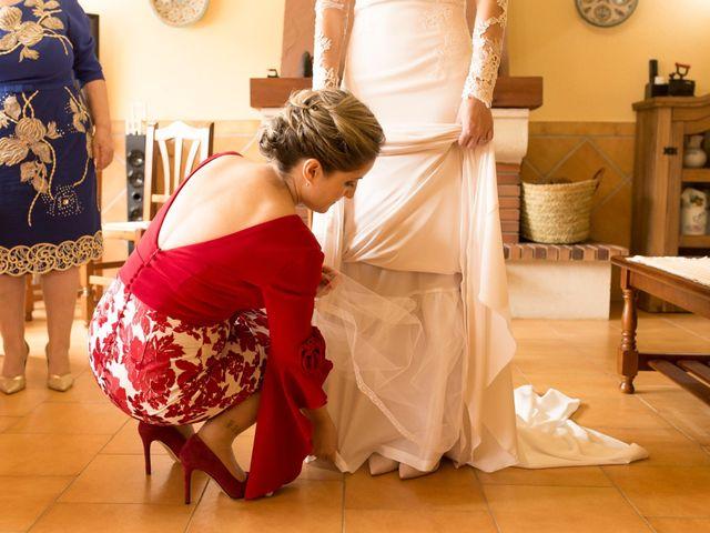 La boda de David y Cristina en Puertollano, Ciudad Real 5