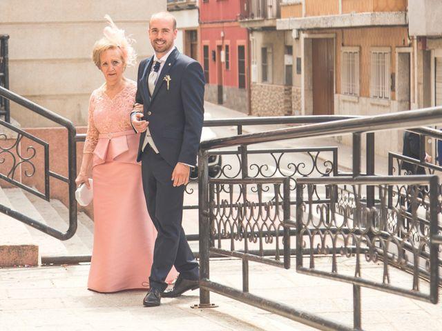 La boda de David y Cristina en Puertollano, Ciudad Real 23