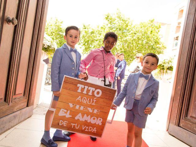 La boda de David y Cristina en Puertollano, Ciudad Real 25