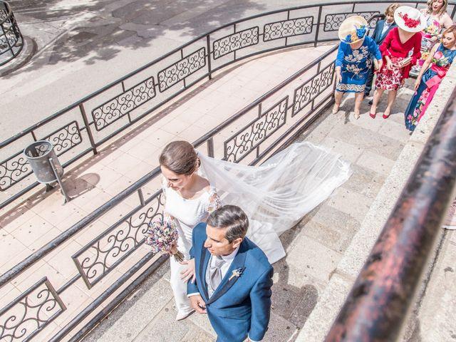 La boda de David y Cristina en Puertollano, Ciudad Real 26