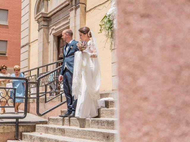 La boda de David y Cristina en Puertollano, Ciudad Real 30