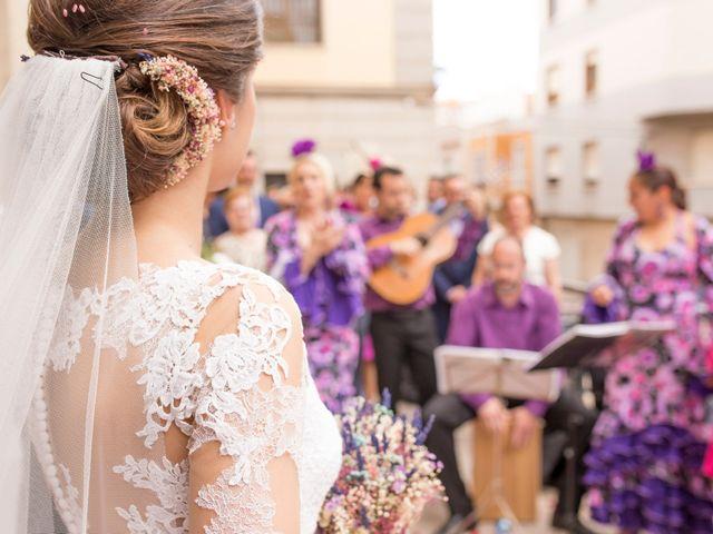 La boda de David y Cristina en Puertollano, Ciudad Real 32