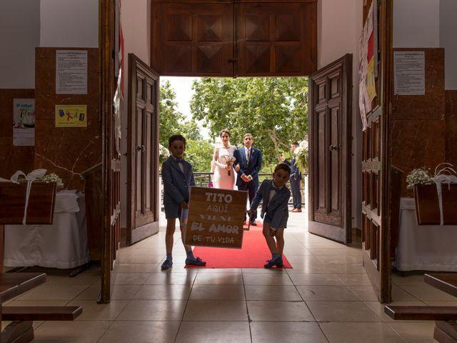La boda de David y Cristina en Puertollano, Ciudad Real 33