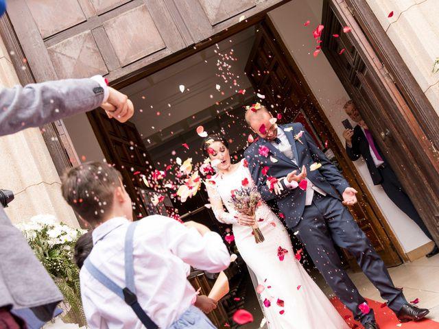 La boda de David y Cristina en Puertollano, Ciudad Real 34