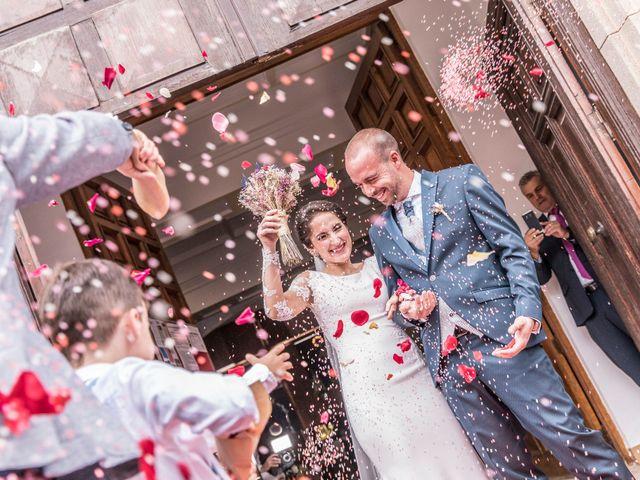 La boda de David y Cristina en Puertollano, Ciudad Real 35