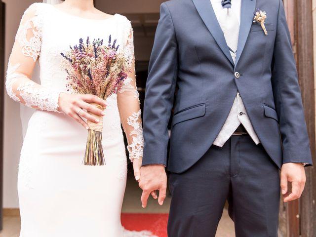 La boda de David y Cristina en Puertollano, Ciudad Real 39