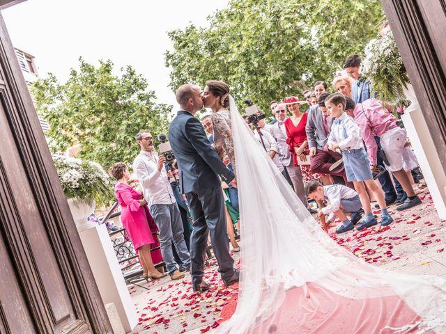 La boda de David y Cristina en Puertollano, Ciudad Real 41