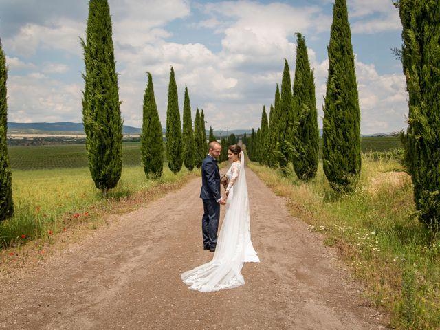 La boda de David y Cristina en Puertollano, Ciudad Real 43