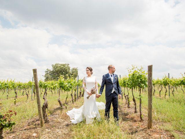 La boda de David y Cristina en Puertollano, Ciudad Real 48