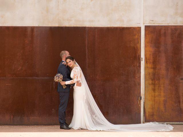La boda de David y Cristina en Puertollano, Ciudad Real 49