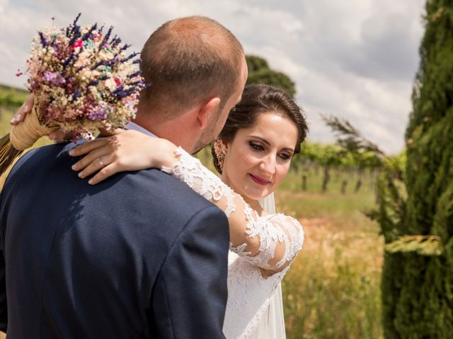 La boda de David y Cristina en Puertollano, Ciudad Real 55