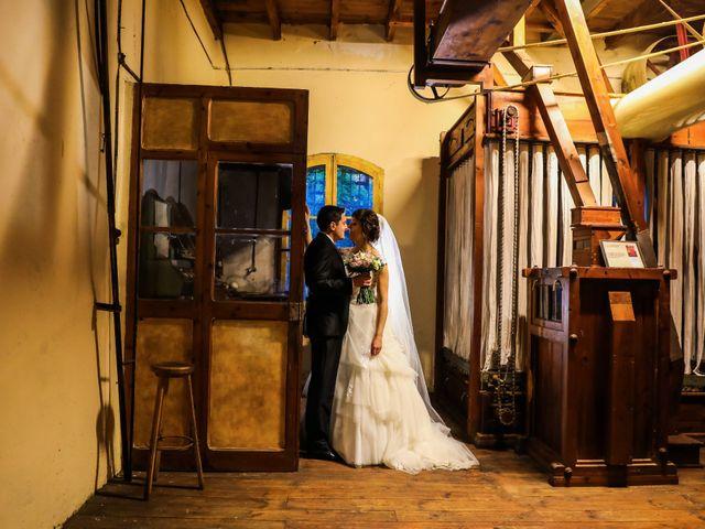 La boda de Gerard y Núria en Torrelameu, Lleida 5