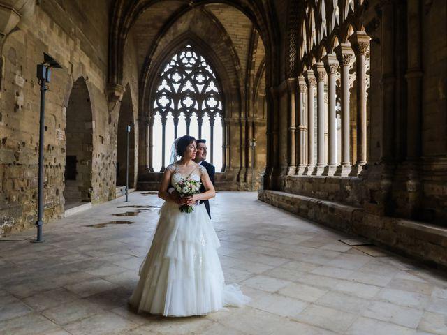 La boda de Gerard y Núria en Torrelameu, Lleida 7
