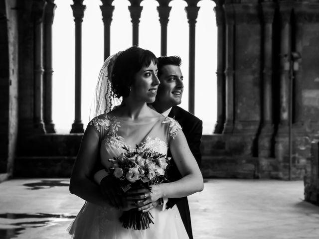 La boda de Núria y Gerard