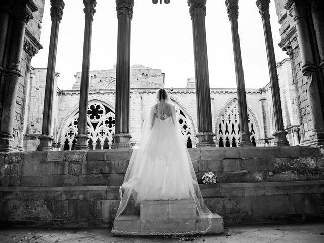 La boda de Gerard y Núria en Torrelameu, Lleida 15