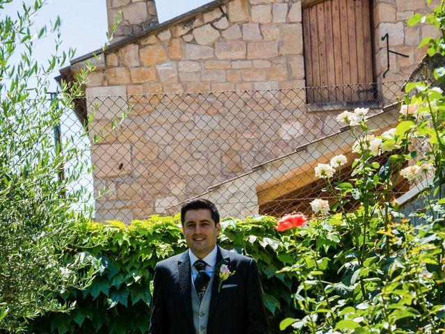 La boda de Gerard y Núria en Torrelameu, Lleida 16