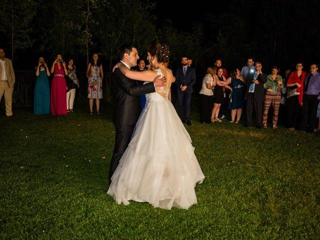 La boda de Gerard y Núria en Torrelameu, Lleida 25