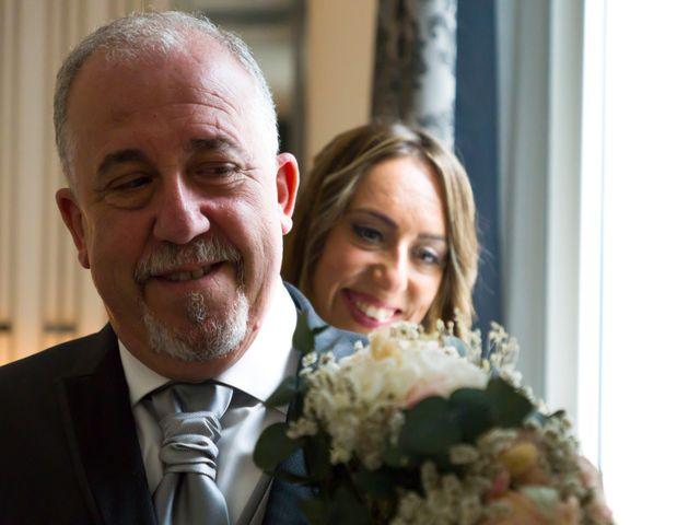La boda de Nacho y Cristina en Santa Coloma De Farners, Girona 16