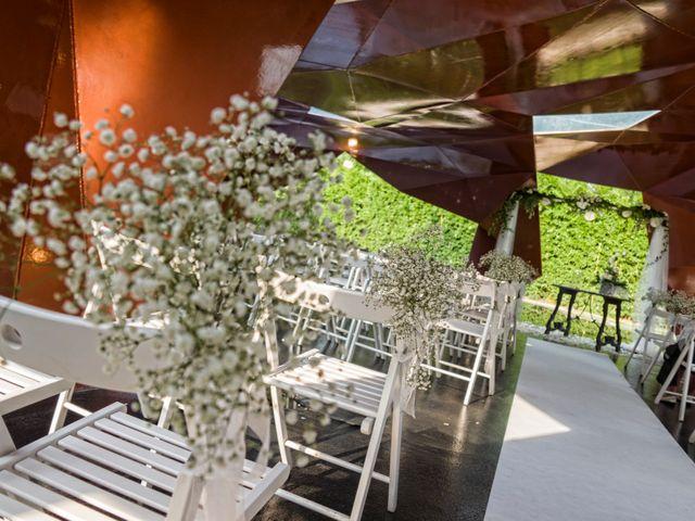 La boda de Nacho y Cristina en Santa Coloma De Farners, Girona 18