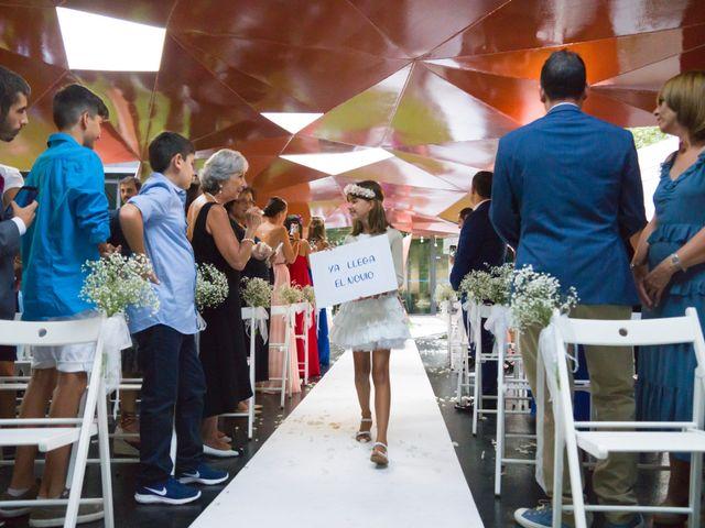 La boda de Nacho y Cristina en Santa Coloma De Farners, Girona 22
