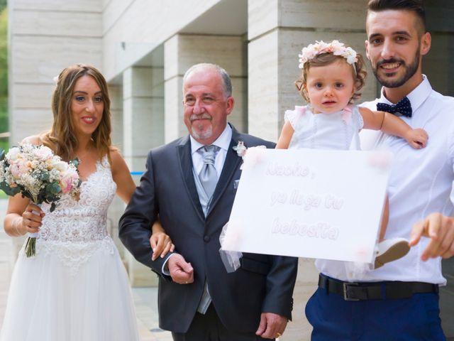 La boda de Nacho y Cristina en Santa Coloma De Farners, Girona 23