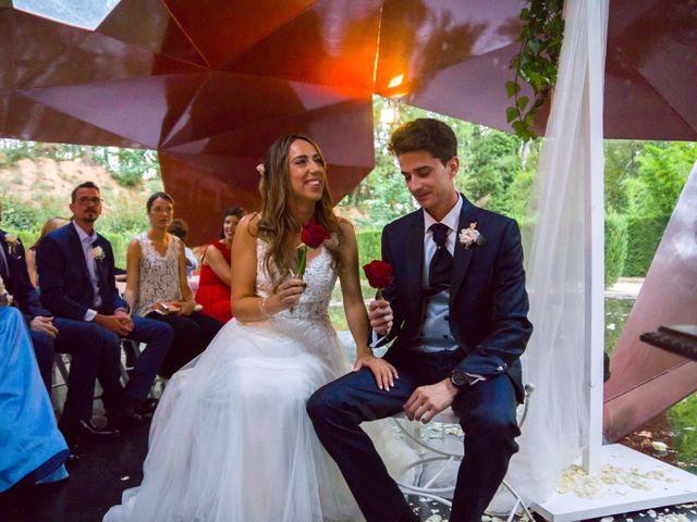 La boda de Nacho y Cristina en Santa Coloma De Farners, Girona 28