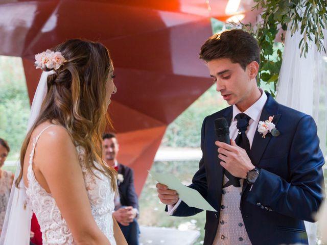 La boda de Nacho y Cristina en Santa Coloma De Farners, Girona 30