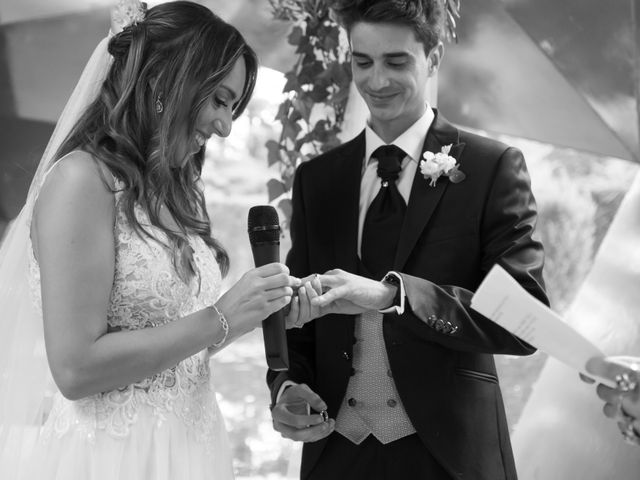 La boda de Nacho y Cristina en Santa Coloma De Farners, Girona 31