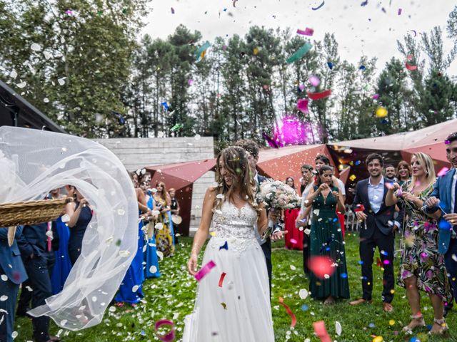 La boda de Nacho y Cristina en Santa Coloma De Farners, Girona 32