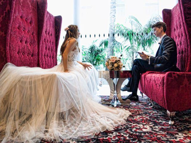 La boda de Nacho y Cristina en Santa Coloma De Farners, Girona 33