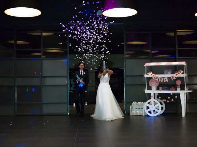 La boda de Nacho y Cristina en Santa Coloma De Farners, Girona 41