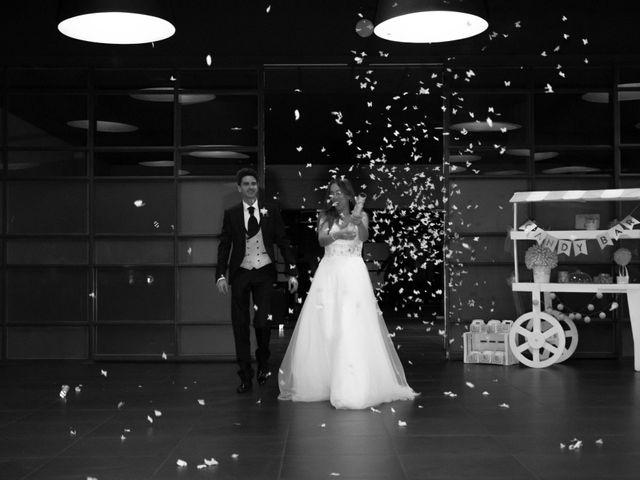 La boda de Nacho y Cristina en Santa Coloma De Farners, Girona 42