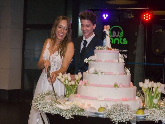 La boda de Nacho y Cristina en Santa Coloma De Farners, Girona 49