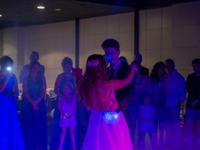 La boda de Nacho y Cristina en Santa Coloma De Farners, Girona 50