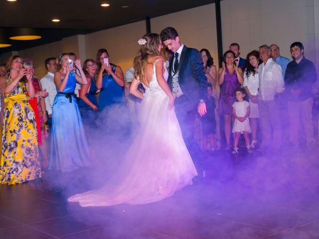 La boda de Nacho y Cristina en Santa Coloma De Farners, Girona 52