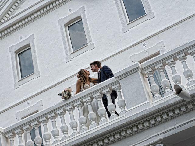 La boda de Nacho y Cristina en Santa Coloma De Farners, Girona 2