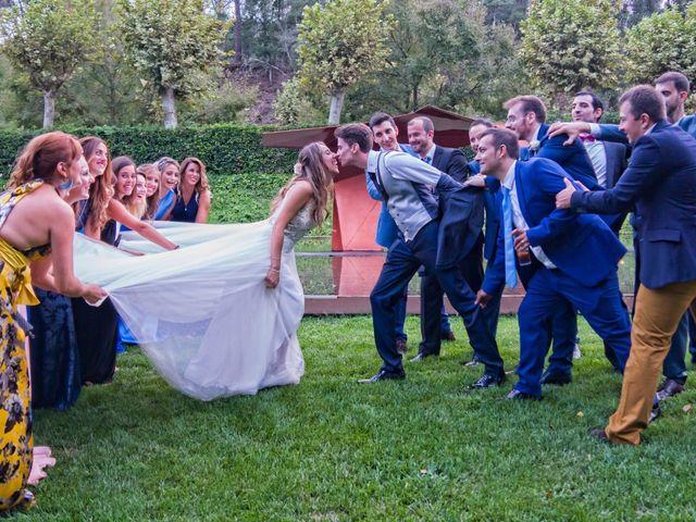 La boda de Nacho y Cristina en Santa Coloma De Farners, Girona 55