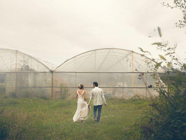 La boda de Sandra y Jon