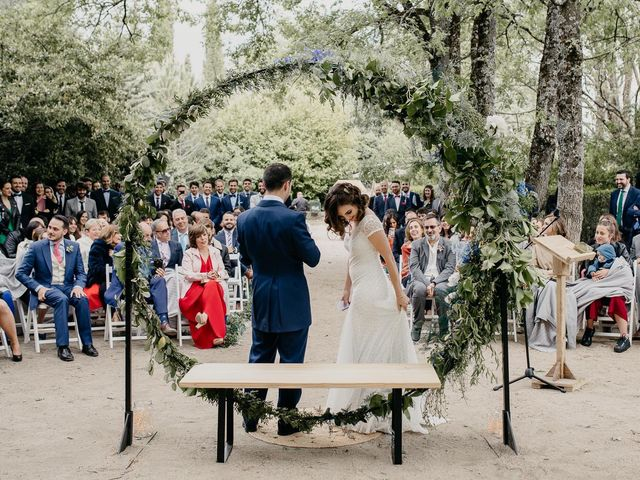 La boda de Iván y Celia en Miraflores De La Sierra, Madrid 1