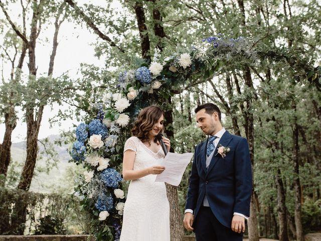 La boda de Iván y Celia en Miraflores De La Sierra, Madrid 2