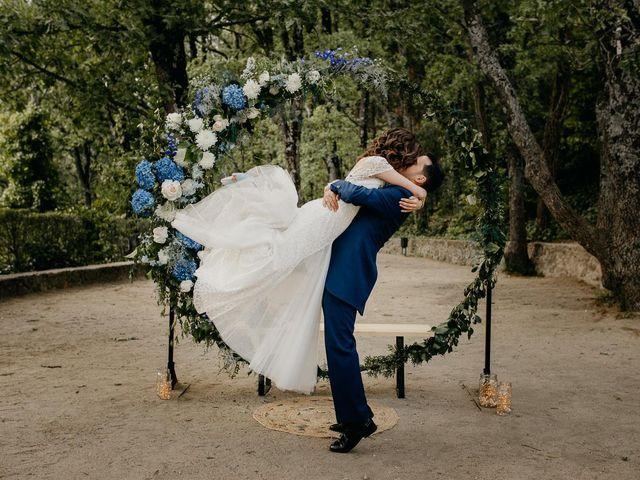 La boda de Celia y Iván