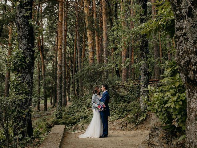 La boda de Iván y Celia en Miraflores De La Sierra, Madrid 6