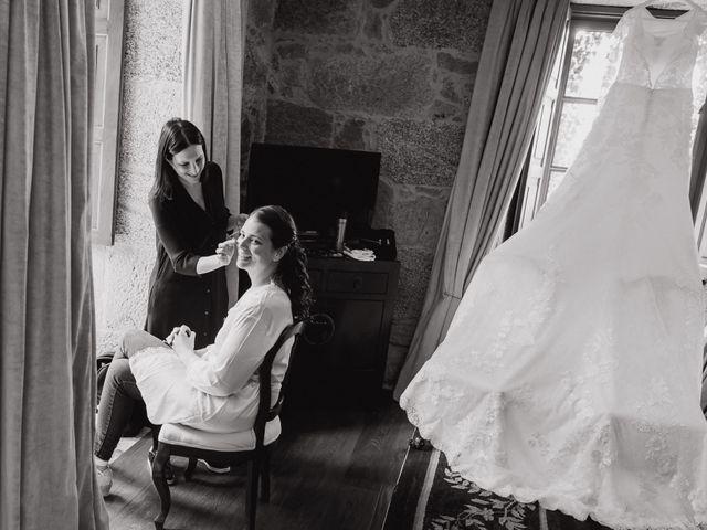 La boda de Dami y Tere en Santiago De Compostela, A Coruña 8
