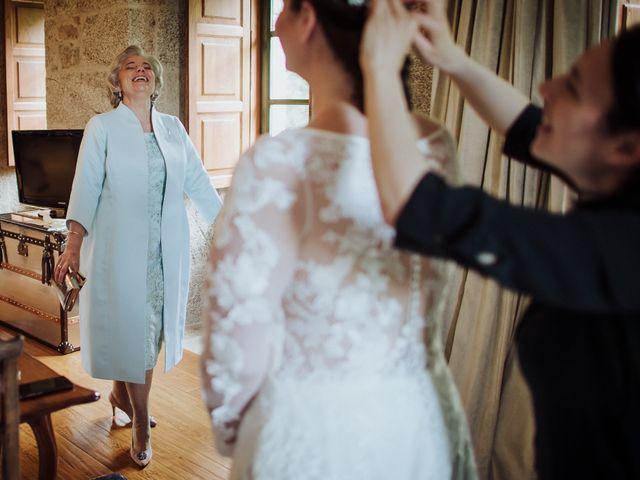 La boda de Dami y Tere en Santiago De Compostela, A Coruña 14
