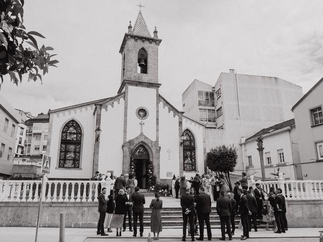 La boda de Dami y Tere en Santiago De Compostela, A Coruña 16
