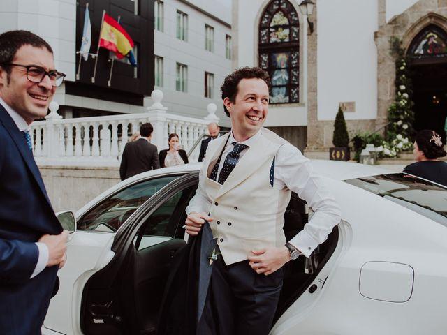 La boda de Dami y Tere en Santiago De Compostela, A Coruña 17