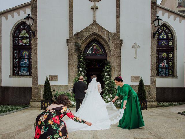 La boda de Dami y Tere en Santiago De Compostela, A Coruña 20