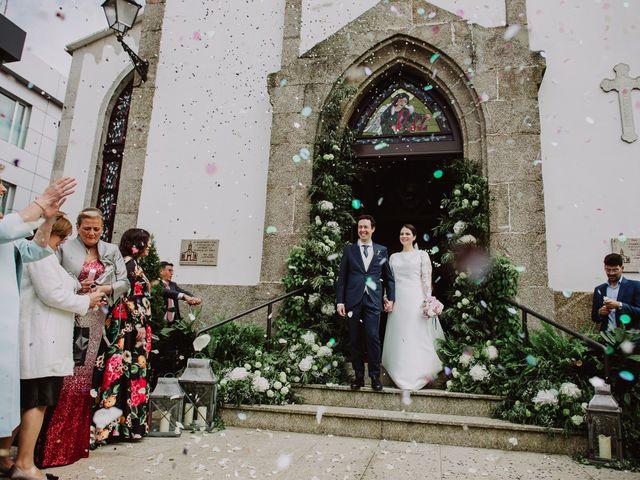 La boda de Dami y Tere en Santiago De Compostela, A Coruña 23