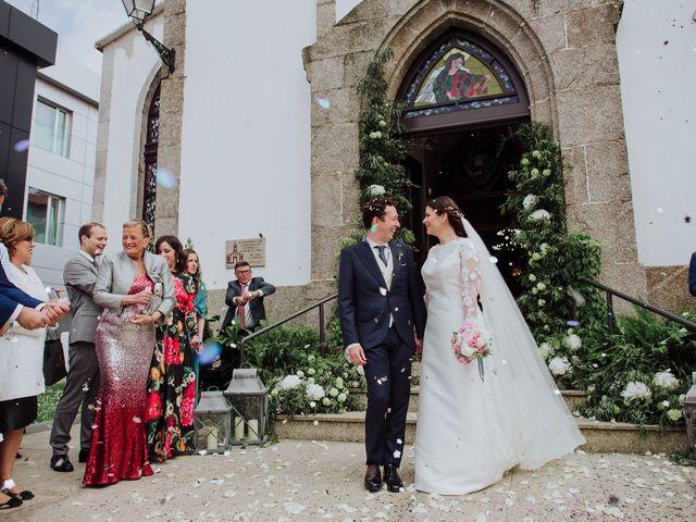 La boda de Dami y Tere en Santiago De Compostela, A Coruña 24